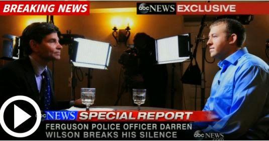 darren wilson interview
