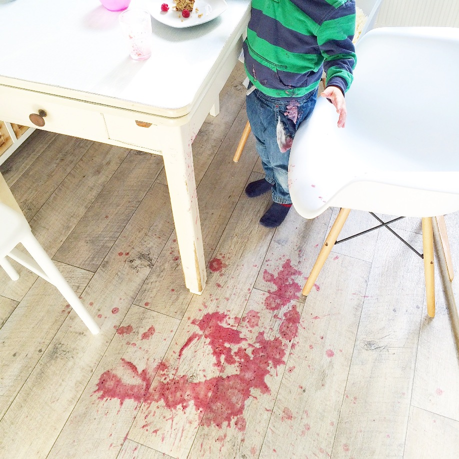 Mmi, Mittwochs mag ich, Küche, Kinderkram, Shakes, Eames Chair