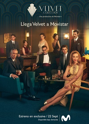Velvet - 1ª Temporada Séries Torrent Download onde eu baixo