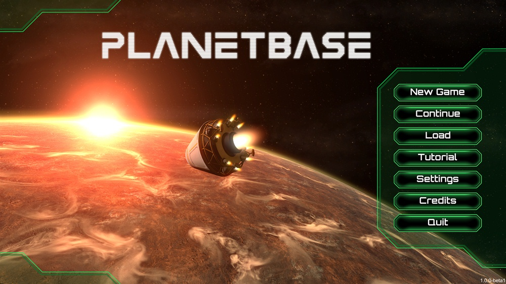 Planetbase PC Game Free Download Poster