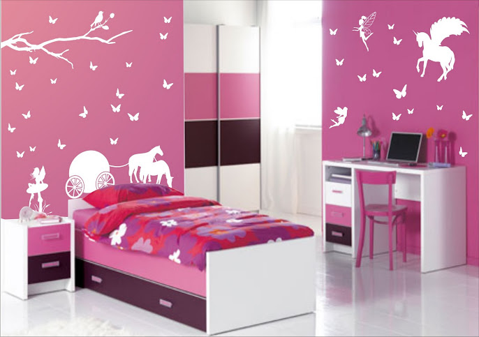 #4 Wall Decals Ideas