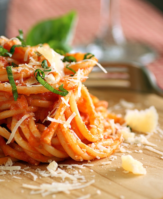 ... Newf in My Soup!: Pasta al Pomodoro - A Pasta for the Rest of My Life