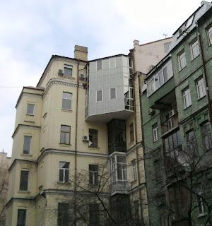 самый высокий балкон