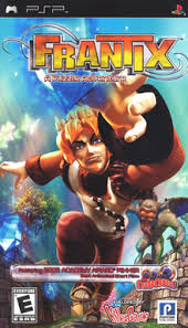 Download - Frantix - A Puzzle Adventure - PSP - ISO