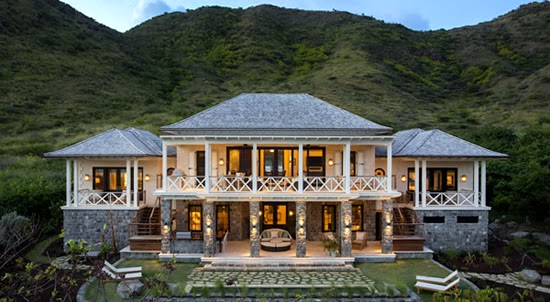 Luxury home for sale in St Kitts