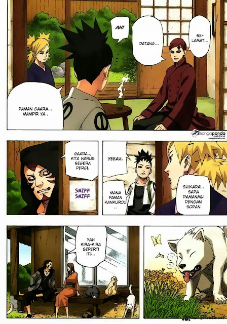 Naruto - Chapter:700 - Page:07