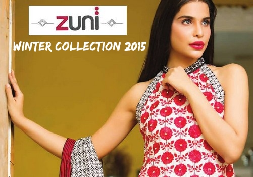 Zuni Winter / Autumn Collection 2015-2016 by Ghulam ...