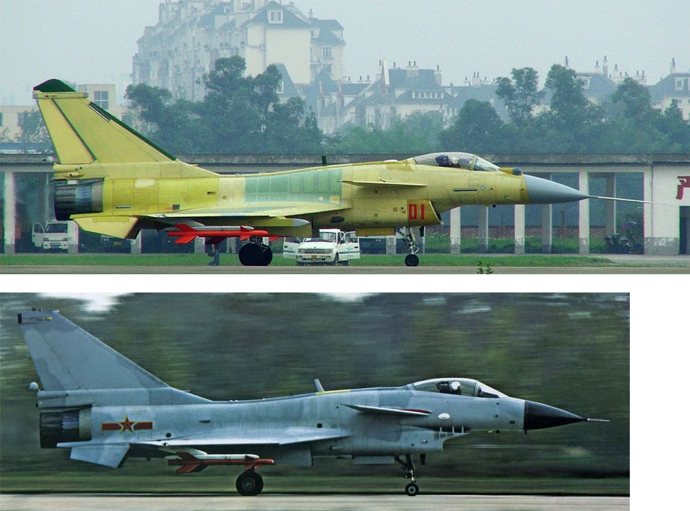 Fuerzas Armadas de la República Popular China - Página 3 J-10B+fighter+jet+%25286%2529