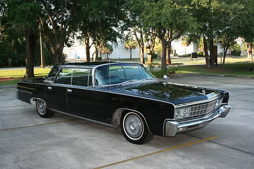 1966 My Favorite Year 1966 Chrysler Imperial Crown