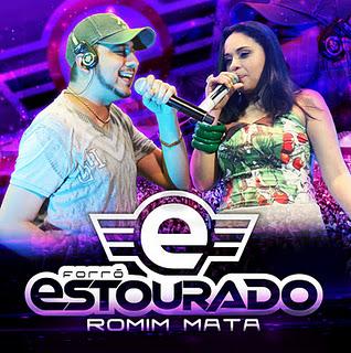 Forró Estourado CD Promocional Junho 2013