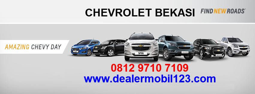 CHEVROLET BEKASI SHOWROOM EVENT 0812 9710 7109