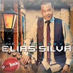 Download CD Elias Silva   Cântico Novo, Play back