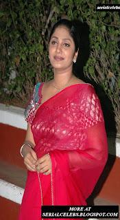 Telugu TV actress Jhansi