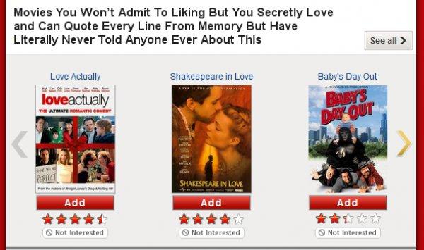 Netflix, Que