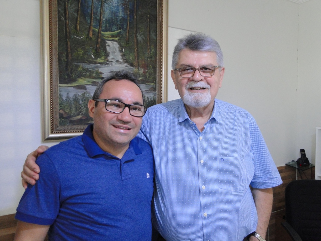 Um novo tempo para as Paróquias Menino Jesus de Praga e Santa Júlia
