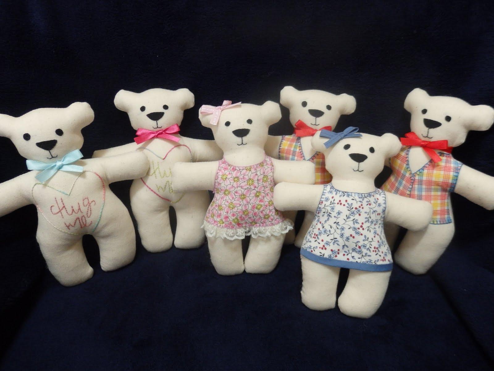 AMEA Randem Act of Kindness Bears - spreading love one bear at a time