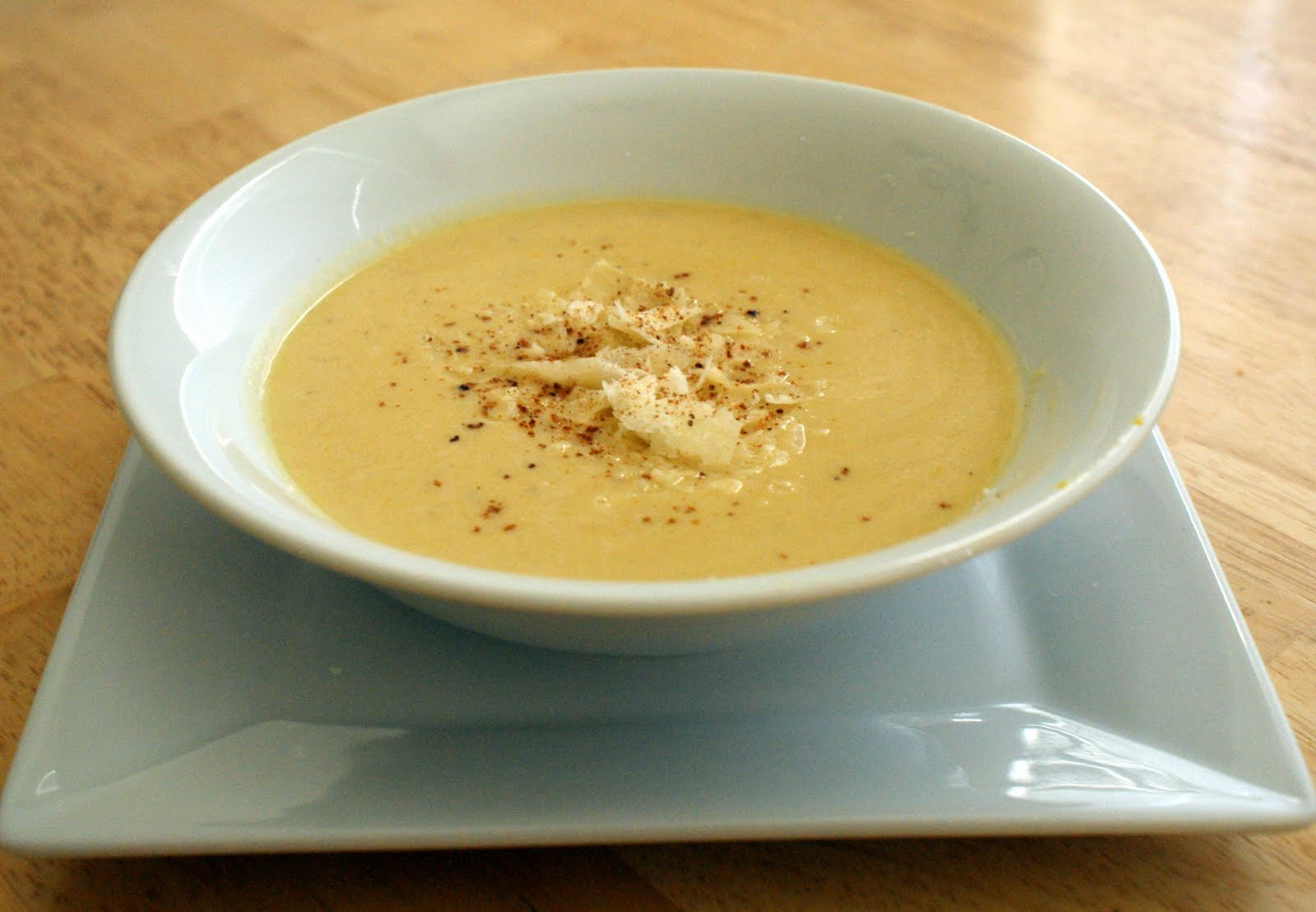The Merlin Menu: Summer Squash Soup