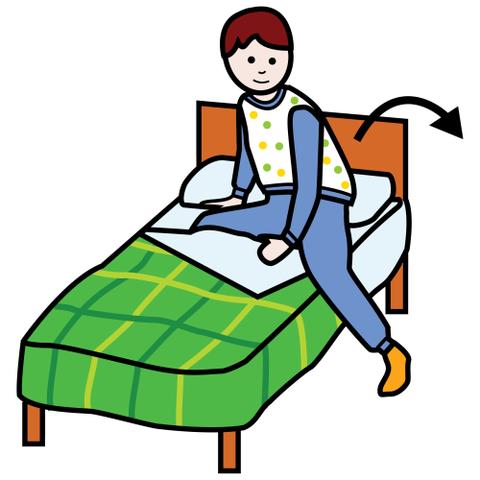 Imagenes de levantarse dela cama - Imagui
