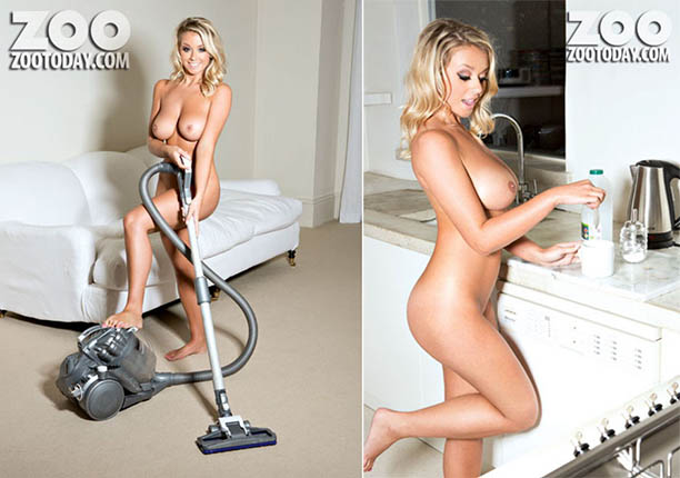 The Daze Of My Life Melissa Debling Naked Housework
