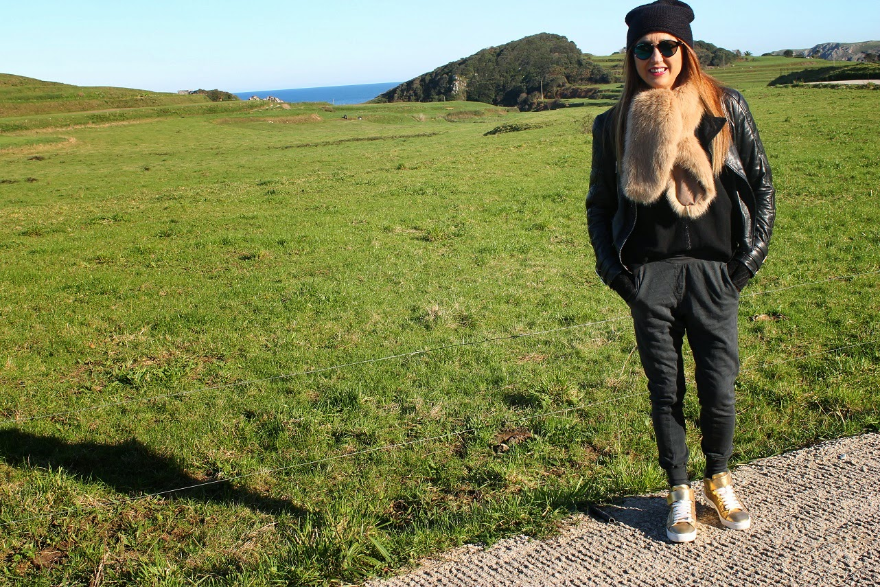 Bimba&Lola, Alexander Wang, style, Pechón Cantabria, Holidays, Moda, fashion blogger, Blog de Moda, Cool, Happy New Year, Look de fin de año, beach, happy, country
