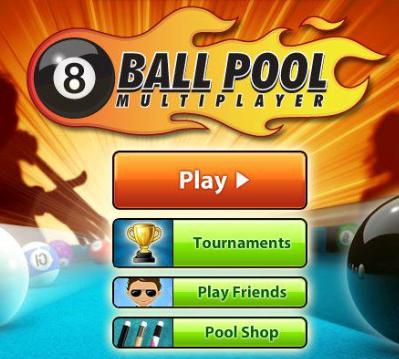 8 Ball Pool Facebook