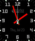 Timeface One (Analog)