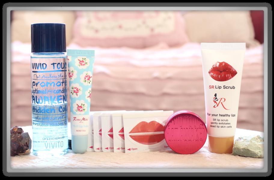 겟잇뷰티박스 by 미미박스 memebox beautybox Superbox #79 Oh! My Lips box unboxing review preview Look inside