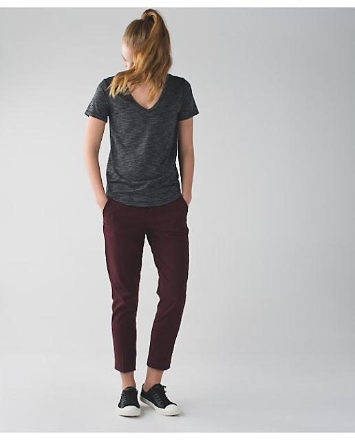 lululemon &Go  city-trek-trouser