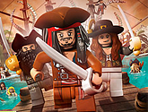 Lego Piratas do Caribe