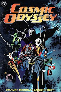 DC Comics Cosmic Odyssey