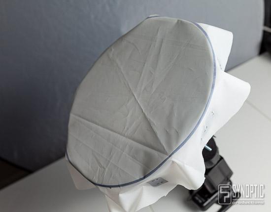 DIY - Réaliser son Beauty Dish pour flash Cobra