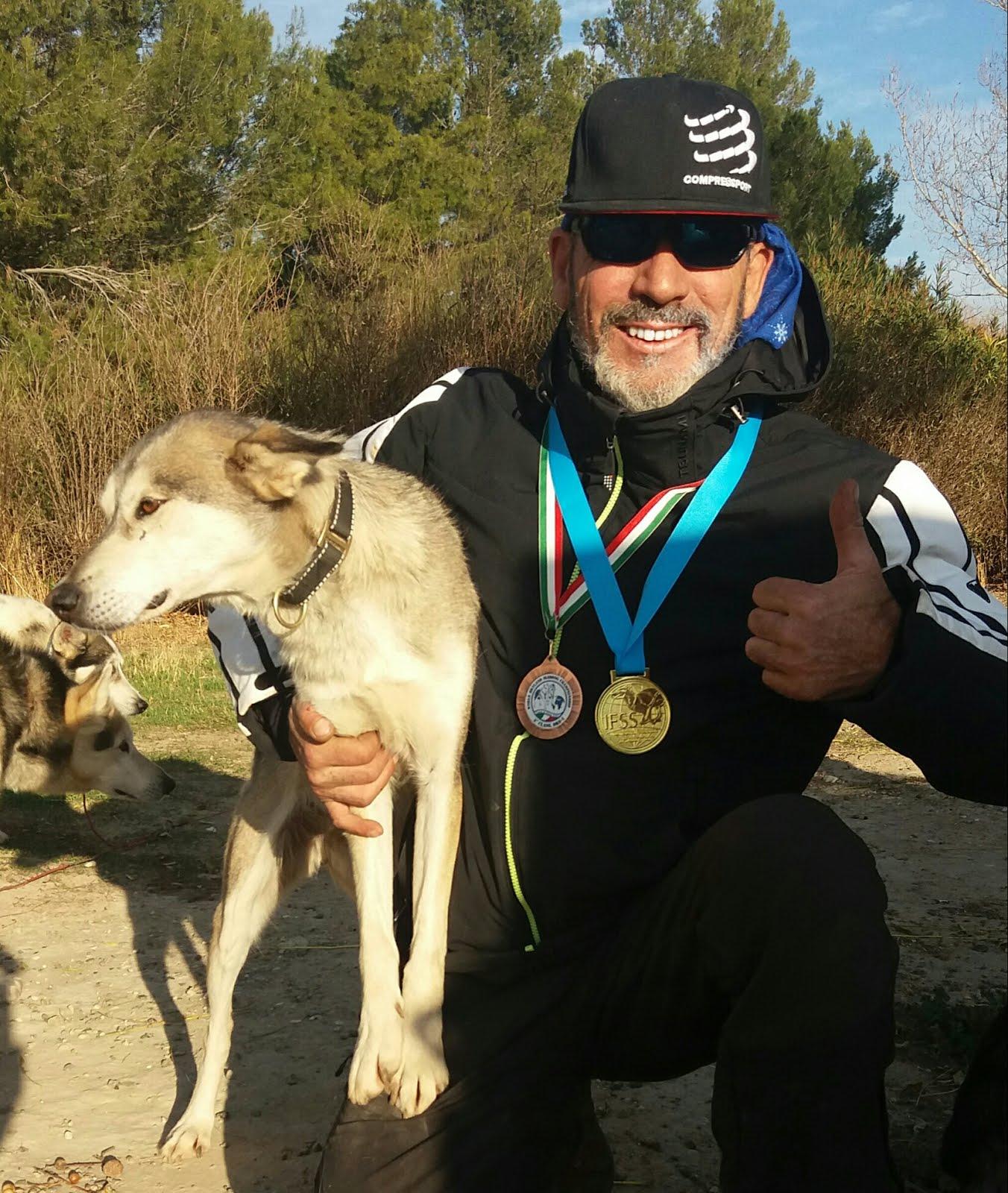 Campeón del Mundo Dryland IFSS 2017