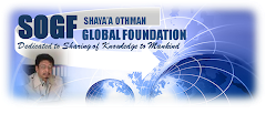 SOGF - SHAYA,A OTHMAN GLOBAL FOUNDATION