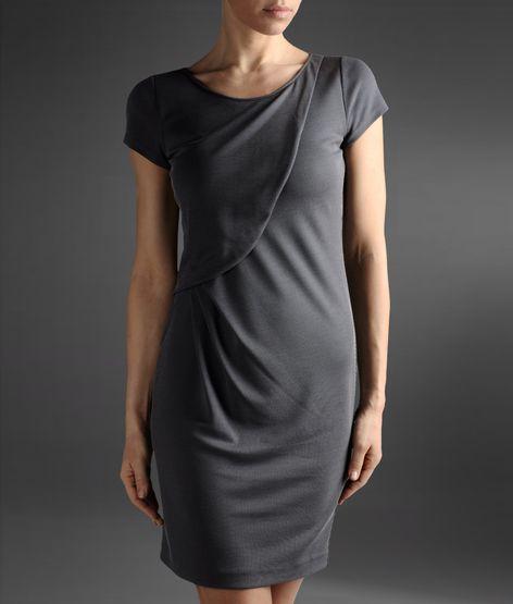 gümüş kısa elbise