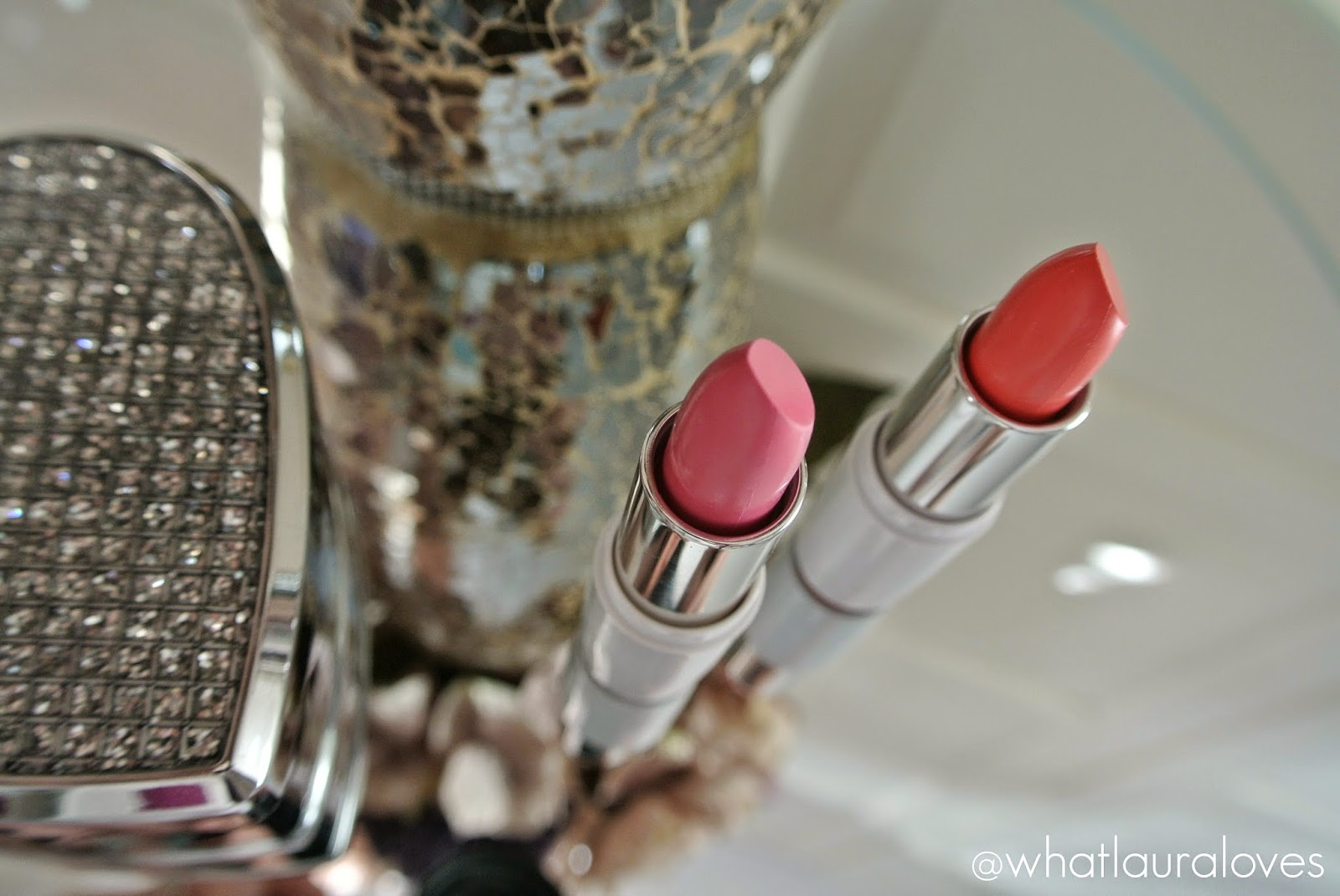 Collection Field Day Matte Lipsticks in Pink Rose and Tulip
