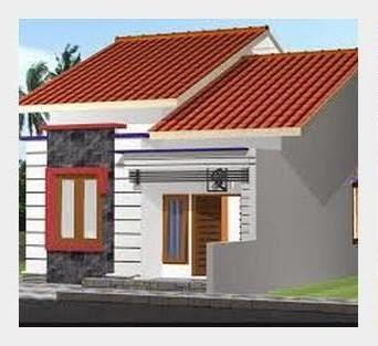 Contoh Desain Rumah Minimalis Sederhana 3