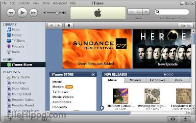 Download Free iTunes 11.0.4 (32-bit and 64-bit) Terbaru