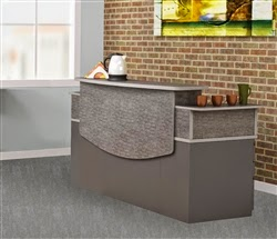 Mayline CST26 Reception Desk