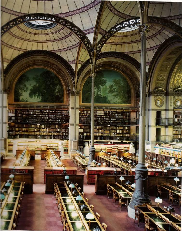 biblioteca nacional de francia bnf