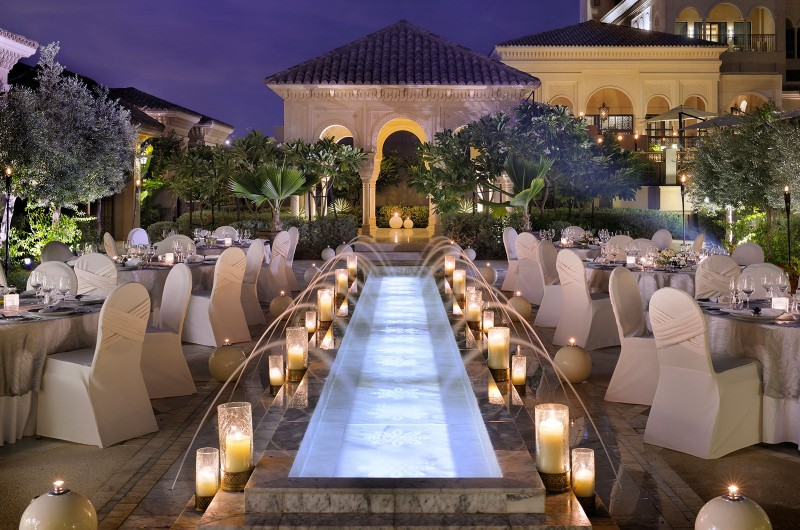 Passion for luxury the one only the palm dubai for Luxury hotels the palm dubai