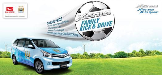 Promo Daihatsu Xenia Bandung