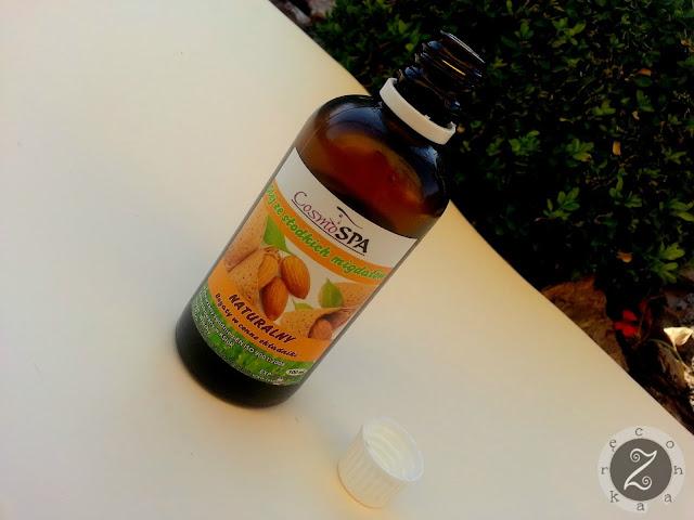olej ze słodkich migdałów ciało