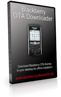 Blackberry OTA Downloader Desktop Application