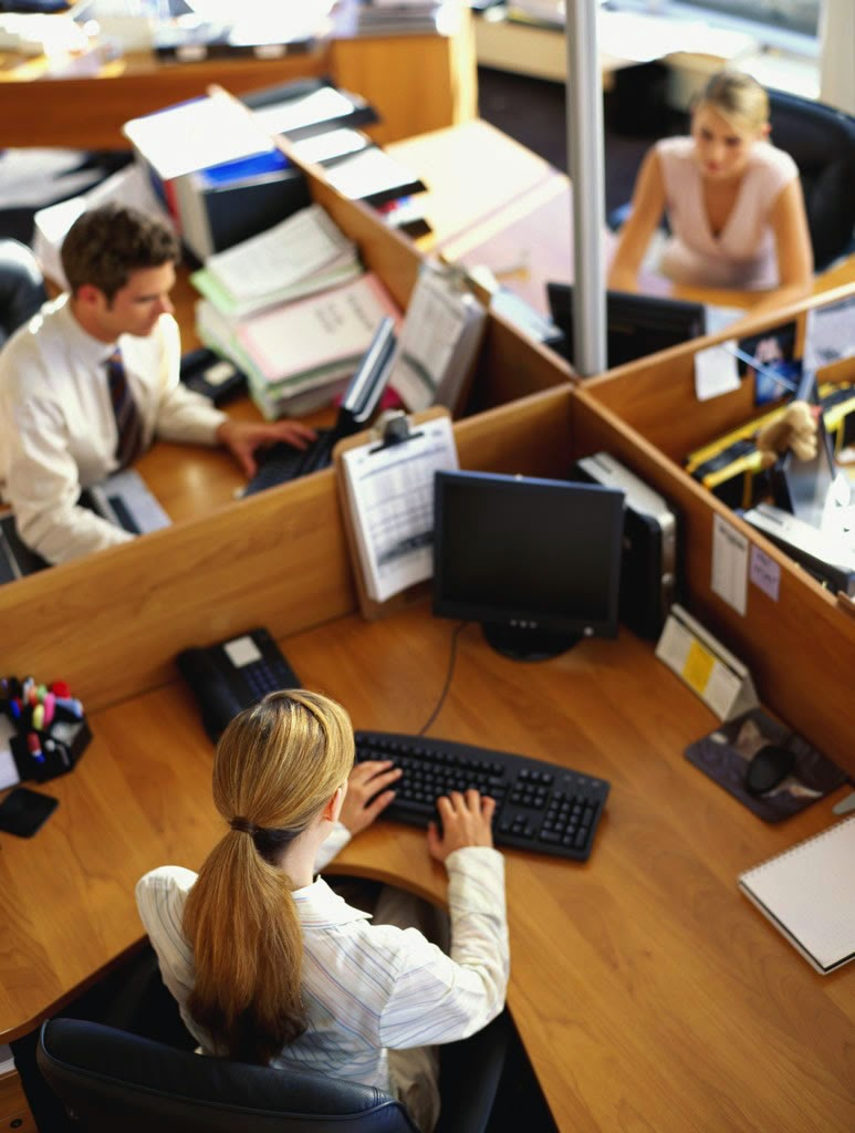 Tips Sehat Saat Bekerja di Kantor