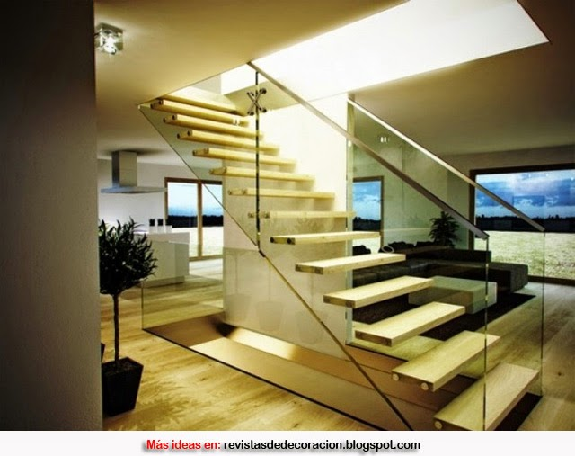 REVISTA DE DECORACIÓN DE ESCALERAS ON LINE