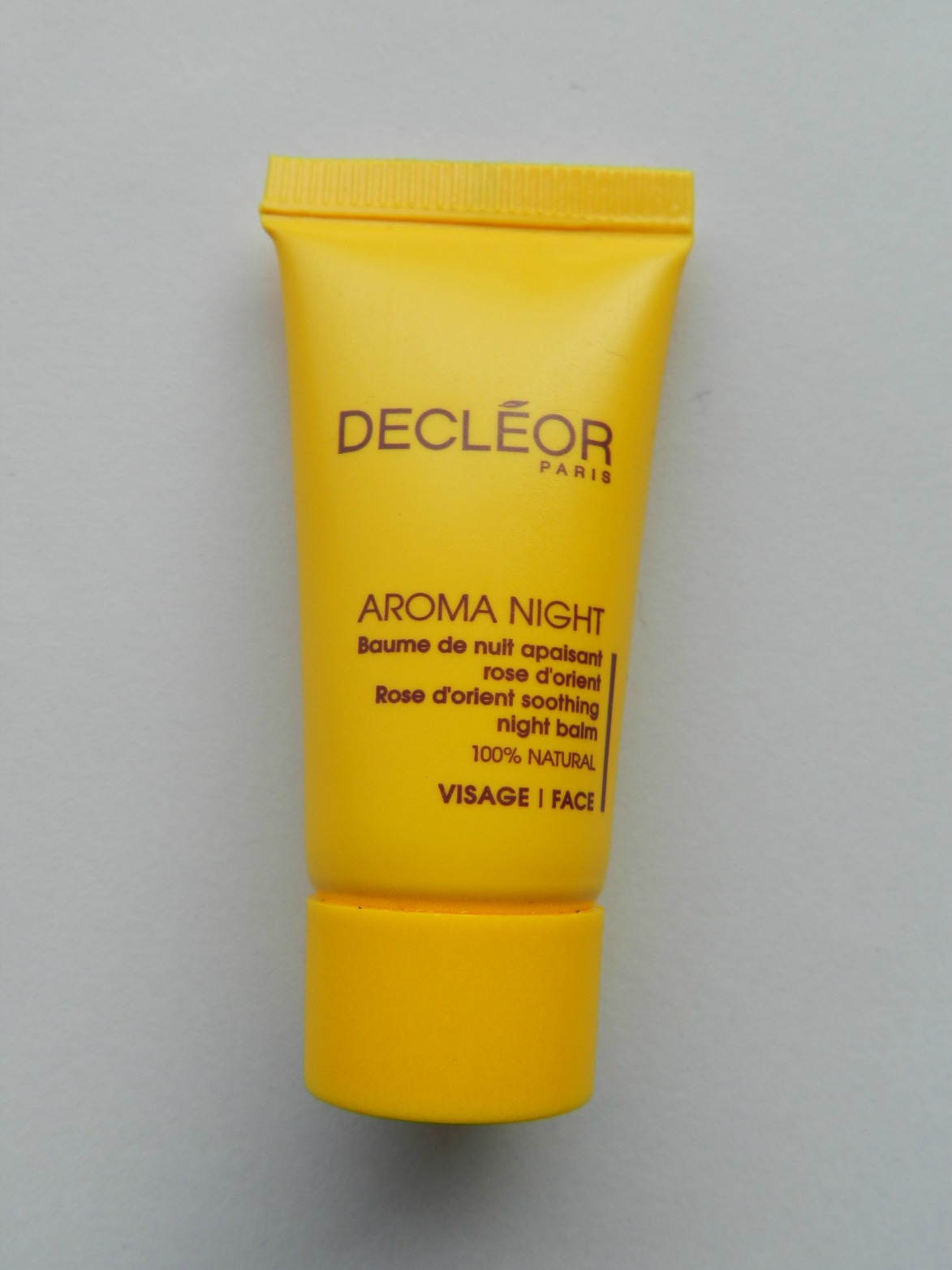 decleor aroma night