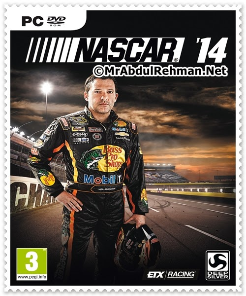 NASCAR 14 PC Game Free Download Full Version