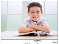 Agar Anak Tidak Minder Berkacamata Minus