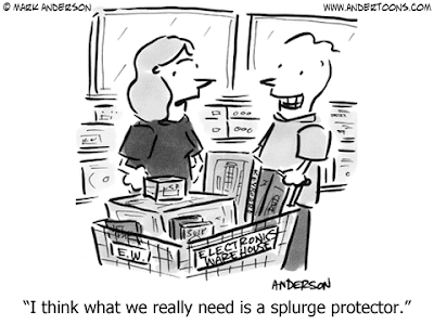 splurge protector cartoon