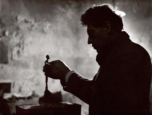 giacometti'nin atölyesinde (sartre & genet)